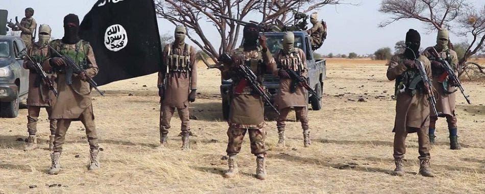 Perpetran islamistas masacre en Nigeria; yihadistas del grupo Boko Haram asesinan a 43 agricultores en Maiduguri, informaron fuentes.