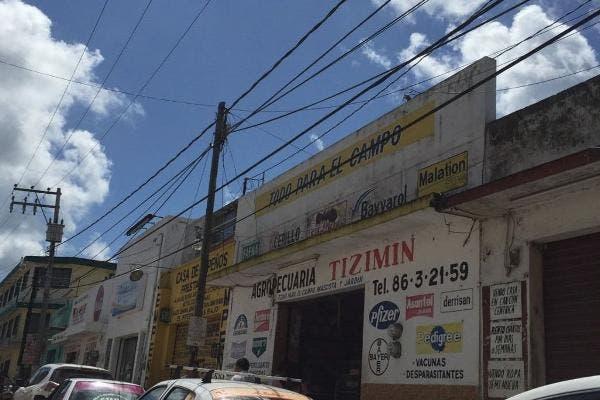 Joven de 24 años es detenido por acosar a una joven en el centro de Tizimín