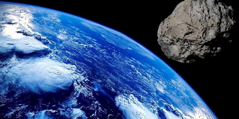 Asteroide logra récord de aproximación a la Tierra
