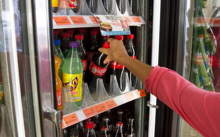 Yucatán: Precios de refrescos embotellados aumentarán en Diciembre