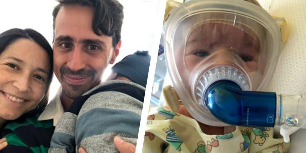 Rafita: El bebé que necesita el medicamento más caro del mundo