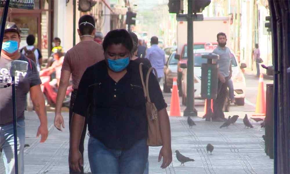 Sábado caluroso para Yucatán