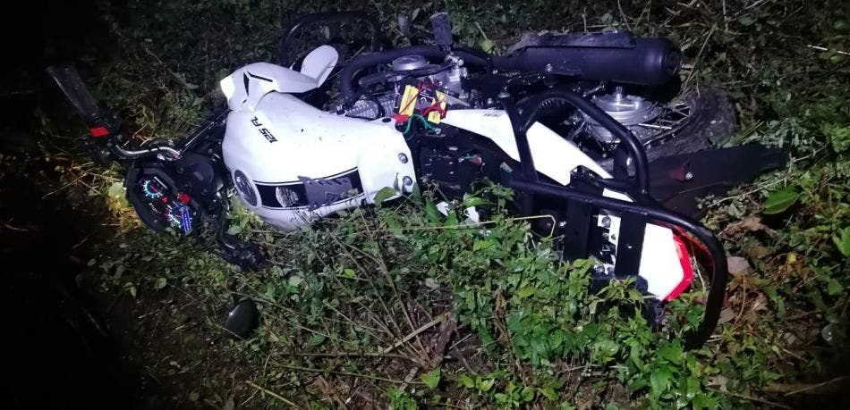 Accidente en carretera Tizimín –Calotmul deja dos muertos