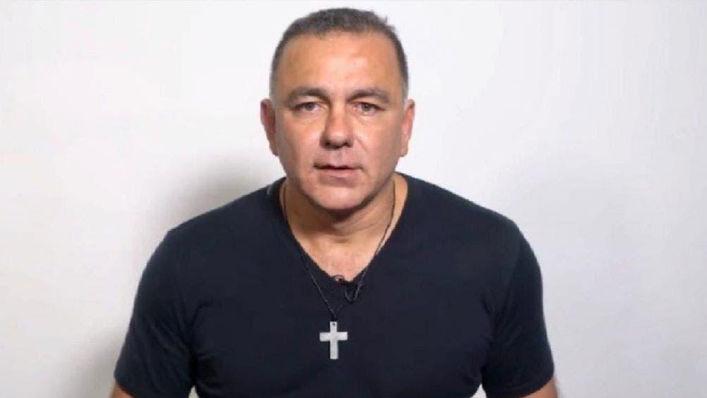 Captura Guardia nacional a Carlos Mimenza por extorsión