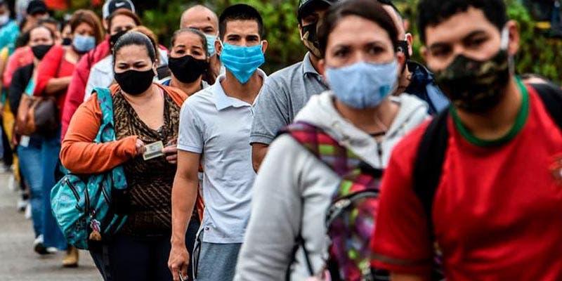Supera Colombia las 35 mil muertes por Covid-19