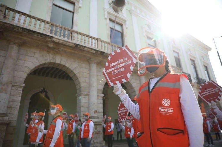 Más casos positivos de Coronavirus en Yucatán: 92 nuevos casos