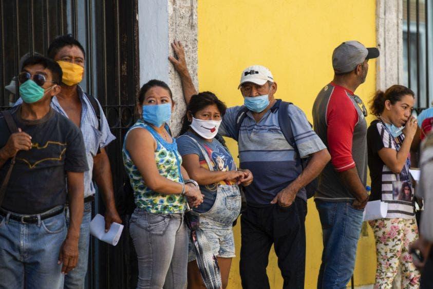 Empiezan los arrestos en Mérida por no usar el cubrebocas