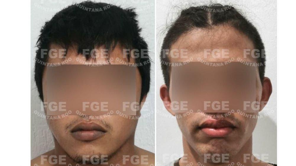 Procesan a dos implicados en feminicidio de 'Alexis' en Cancún.