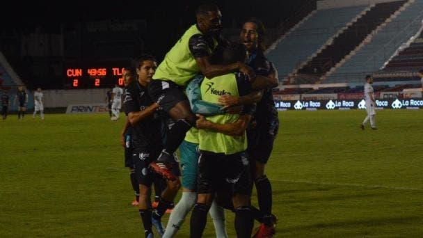 Cancún FC continúa en la parte alta de la tabla general