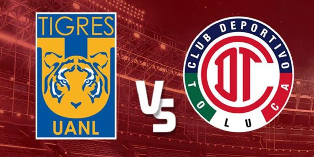Repechaje 2020: Tigres vs Toluca (horario y transmisión)