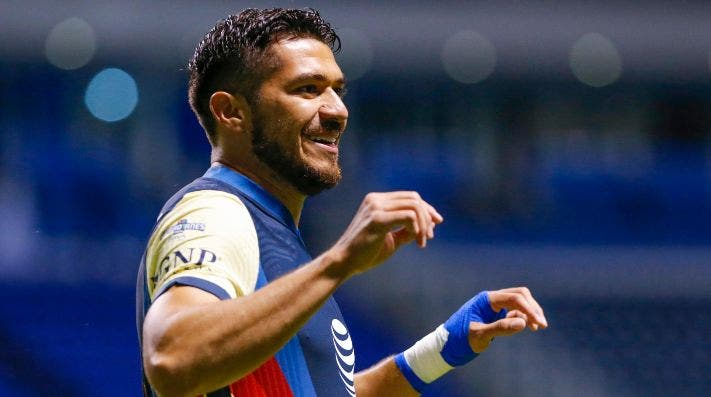 El yucateco Henry Martín llega a 40 goles con el América