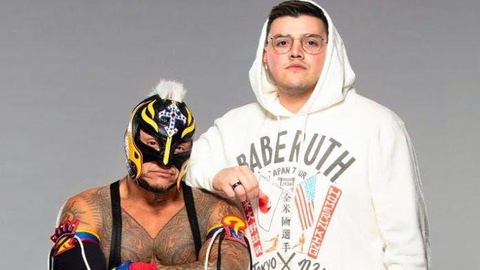 Rey Mysterio Jr. orgulloso por el debut de su hijo en la WWE