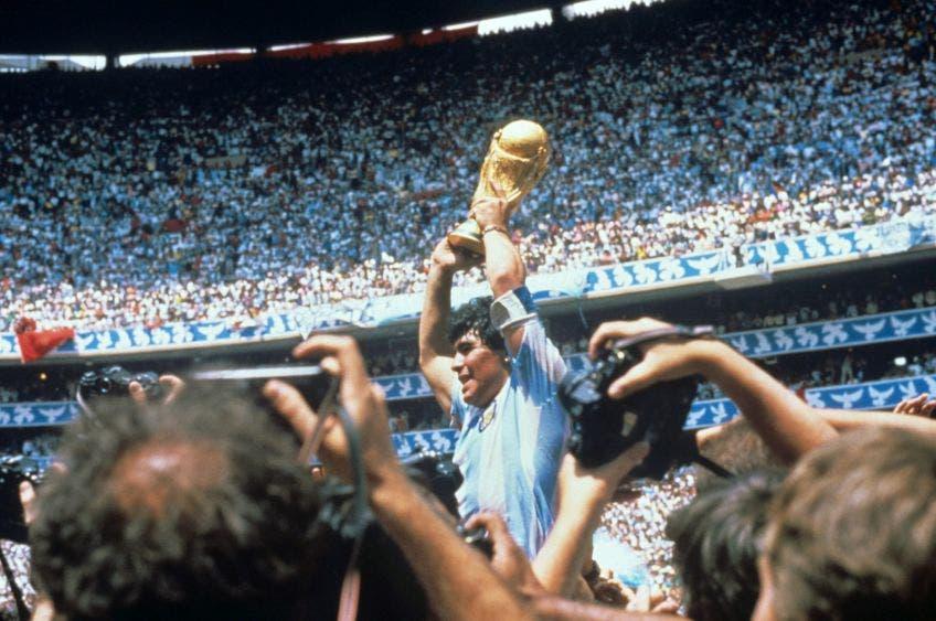 Tres días de duelo nacional en Argentina por la muerte de Maradona