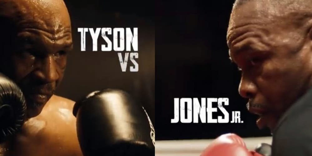 Mike Tyson vs Roy Jones Jr: horario y transmisión