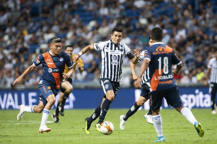 Repechaje 2020: Rayados vs Puebla (horario y transmisión)