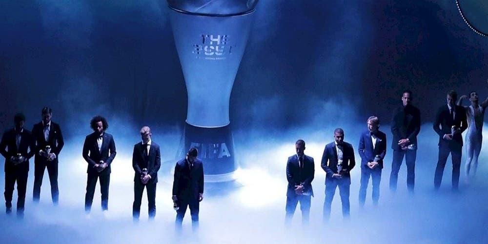 FIFA confirma premios The Best 2020