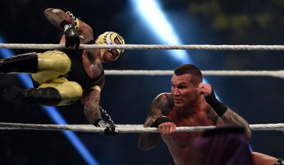 Rey Misterio Jr. feliz por el debut de su hijo en la WWE