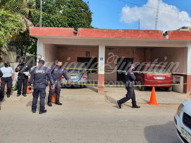Hallan cuerpo en avanzado estado de descomposición en Ticul (Foto: Diario de Yucatán)
