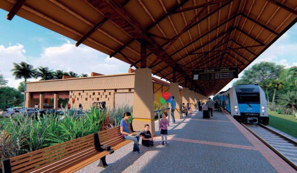 Recibirán apoyos para mejorar sus viviendas personas que vivan cerca del tren maya en Yucatán
