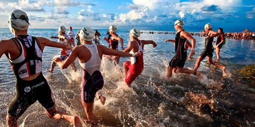 """Ironman Cozumel 2020 sí se llevará a cabo.- """"La Isla de las Golondrinas"""" será sede del Ironman Cozumel 2020."""