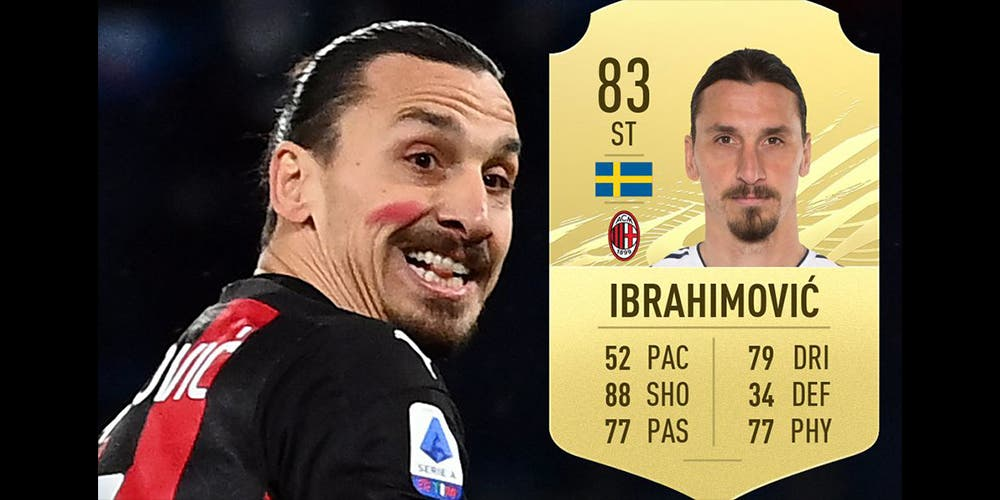 Zlatan arremete contra EA Sports FIFA por usar su nombre e imagen
