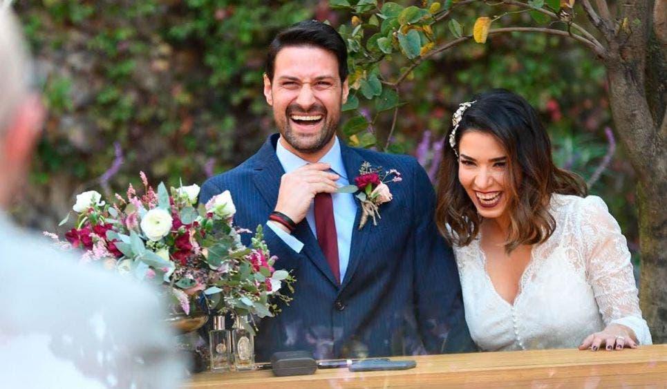 ¡Laura G y Nazareno están de manteles largos! celebran aniversario de bodas