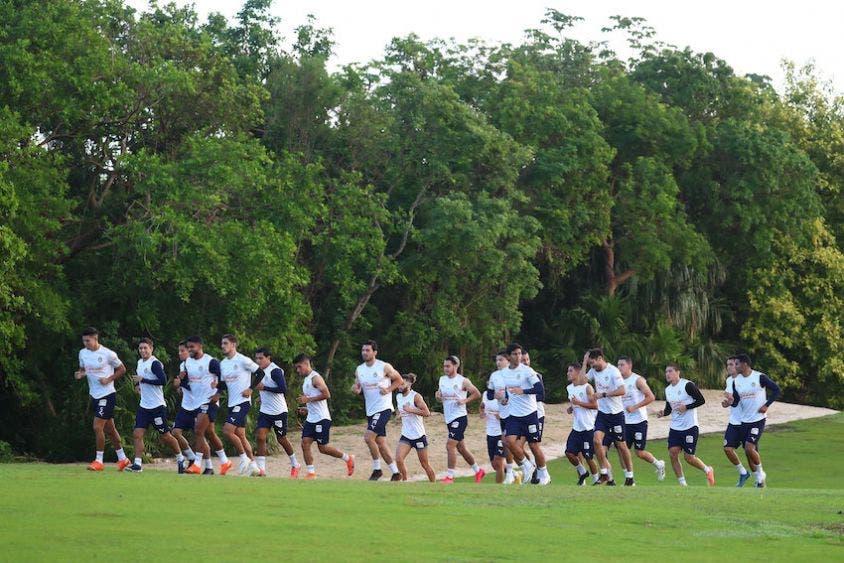 Liga MX: Chivas estará una semana en Cancún