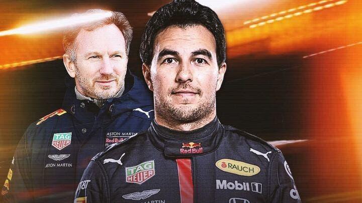 """Fórmula 1: Piloto de Red Bull """"dolido"""" por la llegada de Checo Pérez"""