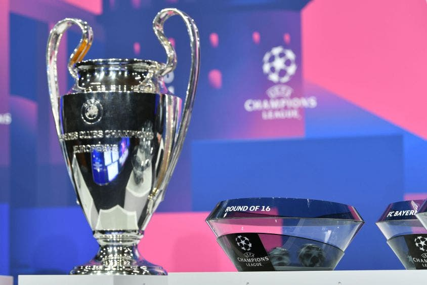 Octavos de Final Champions League: Aquí los enfrentamientos