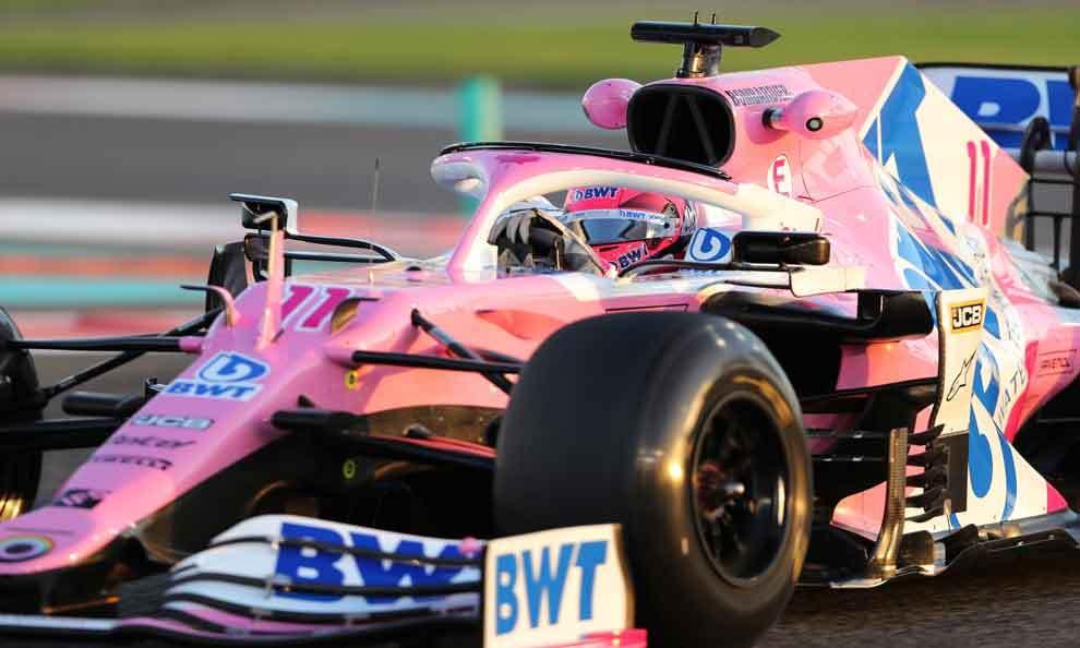 Red Bull asegura que Checo Pérez tiene información de Mercedes