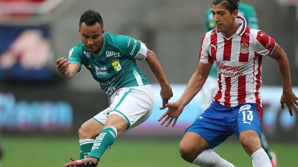 LIGA MX: Chivas y León empatan en las Semifinales