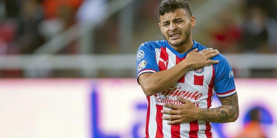 Chivas: Alexis Vega sería titular en las semifinales