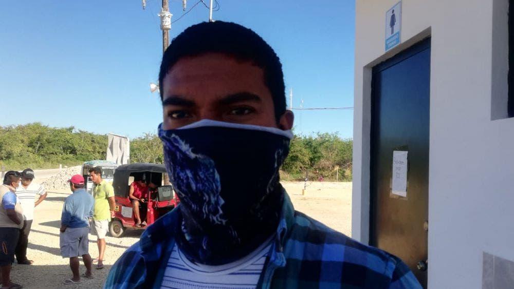 """Alcalde de Chiquilá asegura a lancheros que hubo """"malos entendidos"""""""