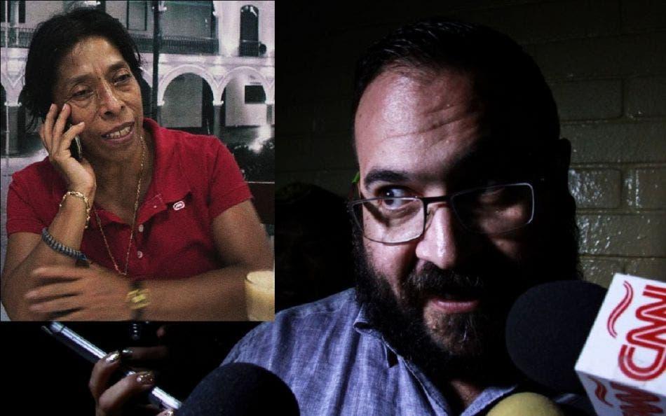 Crimen de Regina Martínez, plan del gobierno de Duarte