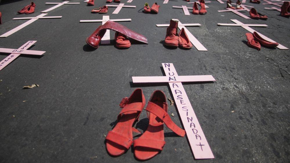 Feminicidios aumentaron en México en el 2020