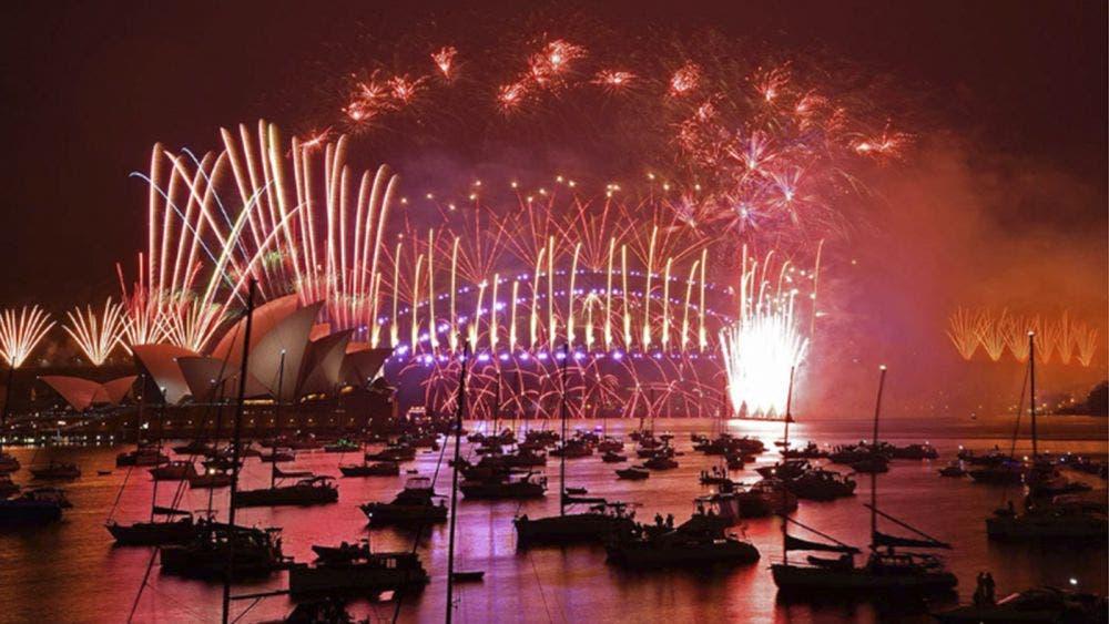 Feliz año Nuevo!, Despide Australia al catastrófico 2020