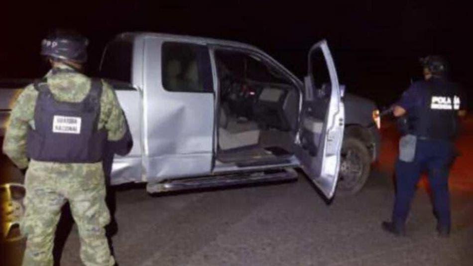 Balacera entre grupos armados deja 6 muertos