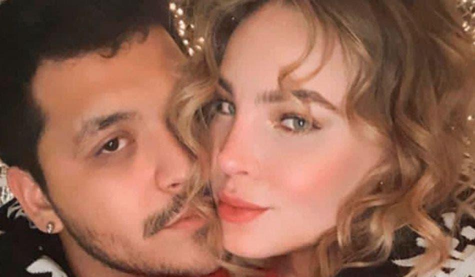 Belinda y Christian Nodal derrochan miel en redes sociales