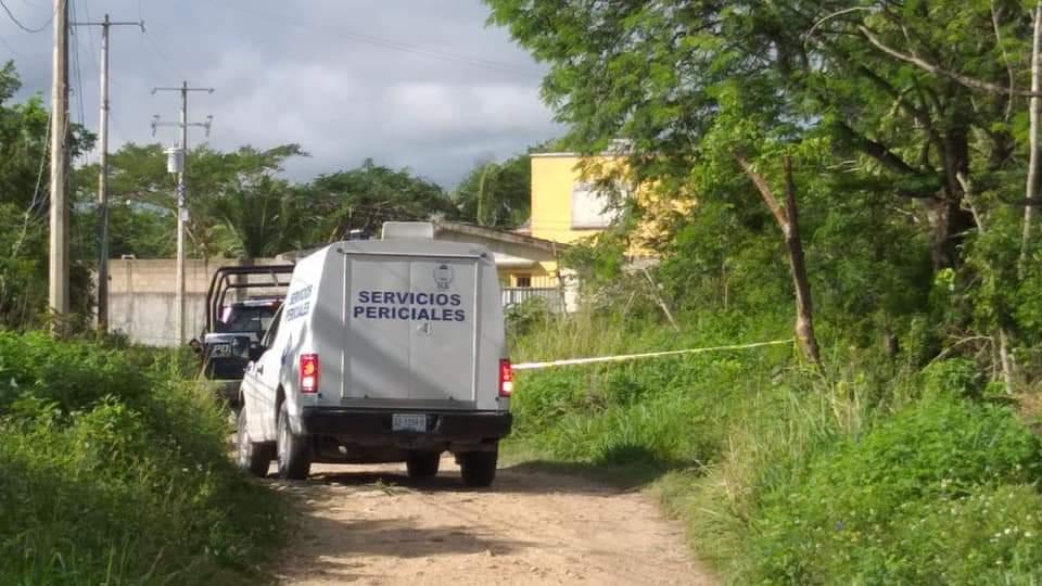 Hallan el cuerpo de una persona 'embolsada' en la colonia Pedregal de Cancún