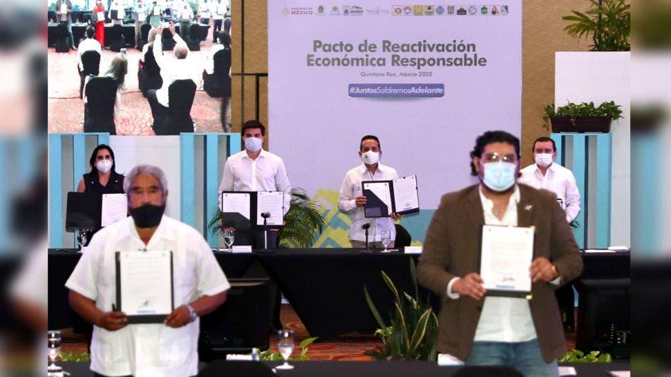 Ante todas las decisiones en materia económica, la prioridad es la salud: Carlos Joaquín