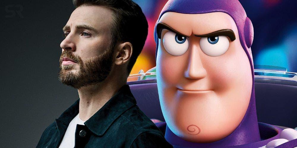 """Chris Evans el nuevo Buzz Lightyear; """"Trabajar con Pixar es un sueño hecho realidad"""""""