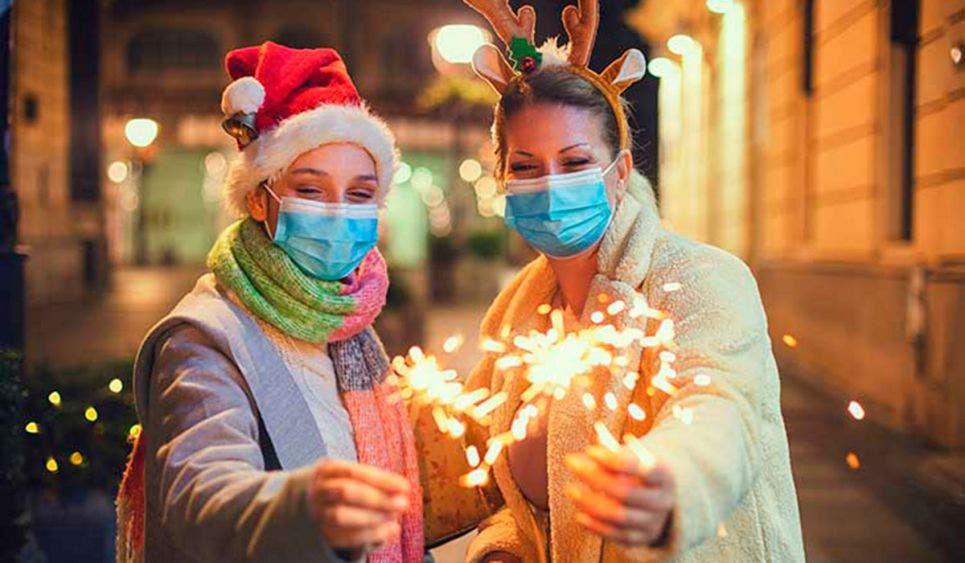 ¿Cómo hacer una fiesta de Navidad en plena pandemia por Covid-19?
