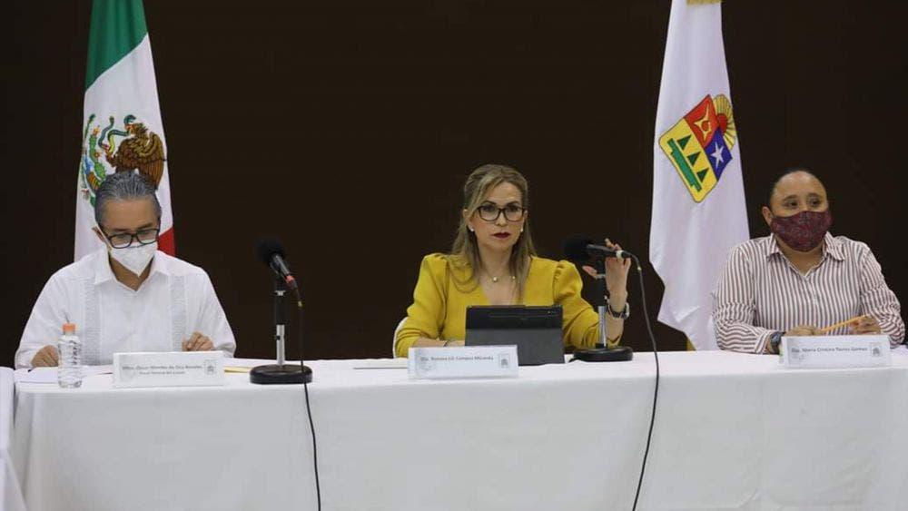 """Es una """"vergüenza"""" la situación de la FGE: Montes De Oca"""