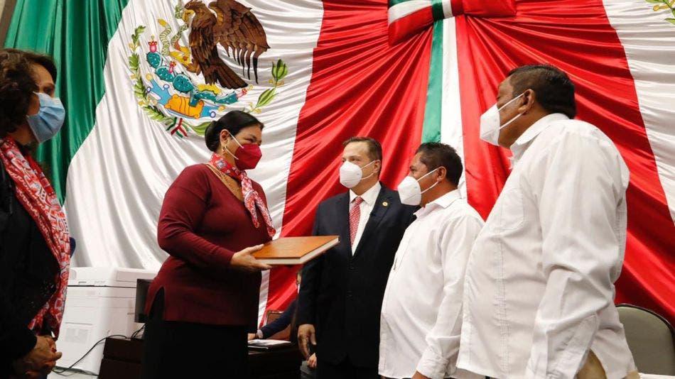 La voz del pueblo maya ha sido escuchada por la Cuarta Transformación