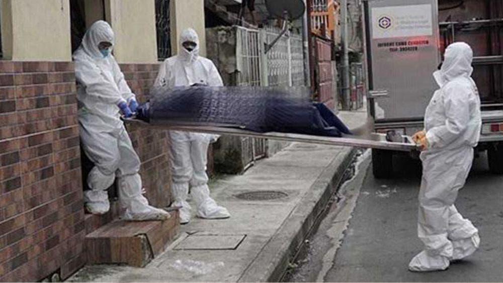 Muere en la calle por Covid-19 y sus familiares lo abandonan (FOTO DE ARCHIVO)