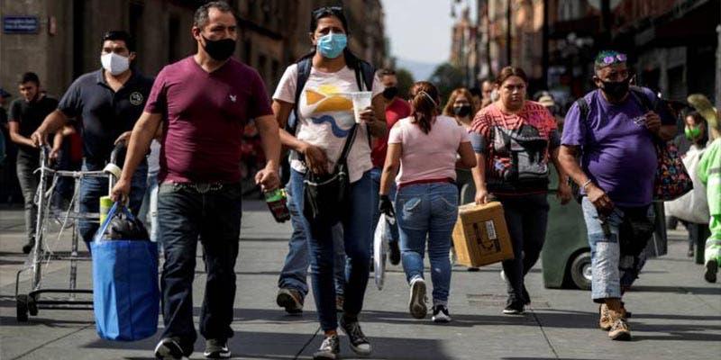 Ya son 123 mil 845 muertos por coronavirus en México