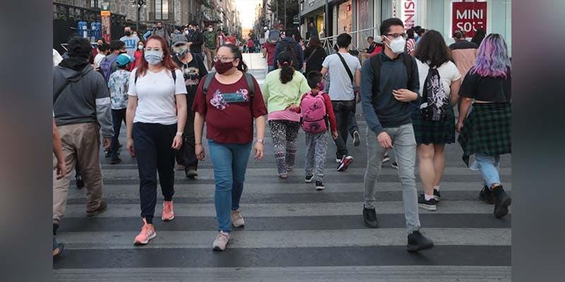 Ya son 113 mil 704 muertos por coronavirus en México