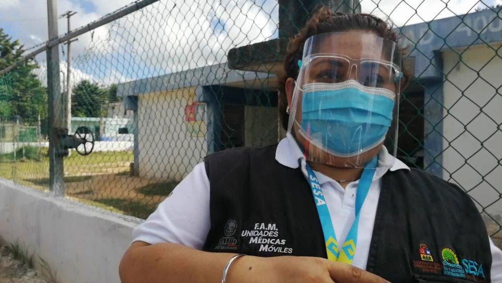 Zona Maya no se salva del covidengue: Sesa