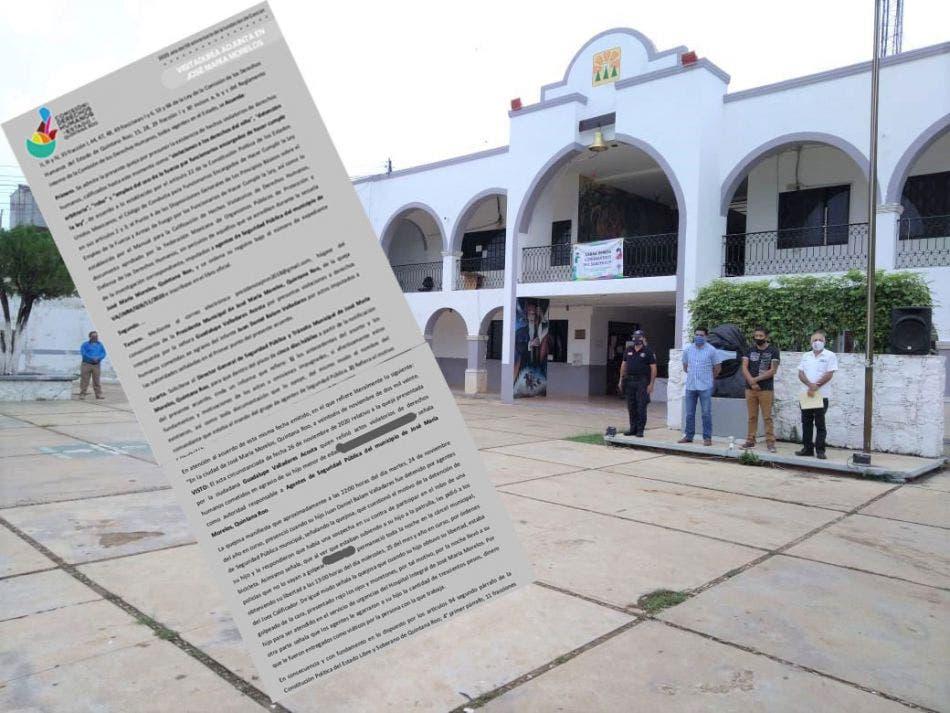 Emite Derechos Humanos recomendación a Ayuntamiento de JMM.
