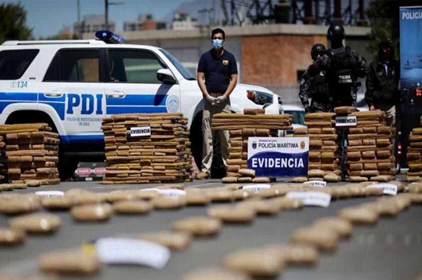 Crecen sospechas de la presencia del CJNG en Chile.